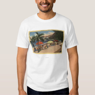 Beach View in Front of Hotel St. Catherine Tshirt