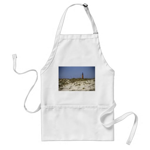 Beach View of Ponce Inlet Lighthouse Apron