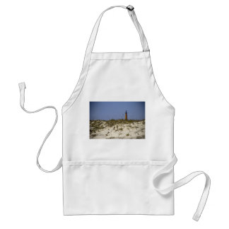 Beach View of Ponce Inlet Lighthouse Standard Apron