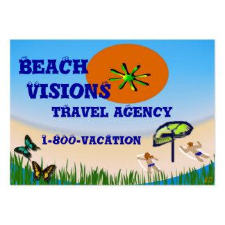 Beach Visions Business Card