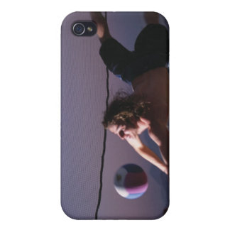 Beach Volleyball Game 2 iPhone 4/4S Cover