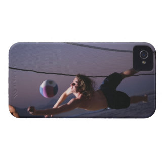 Beach Volleyball Game 2 iPhone 4 Cover