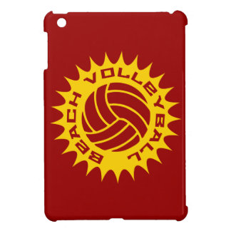 Beach Volleyball iPad Mini Case