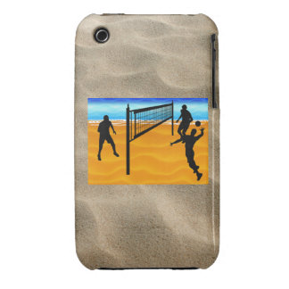 Beach Volleyball iPhone 3 Case-Mate Cases