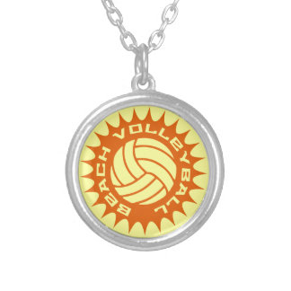 Beach Volleyball Necklaces