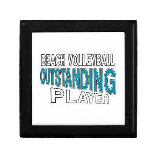 BEACH VOLLEYBALL OUTSTANDING PLAYER SMALL SQUARE GIFT BOX