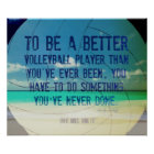 Beach Volleyball Poster 007 for Motivation