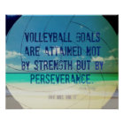 Beach Volleyball Poster 009 for Motivation