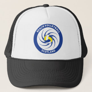 Beach Volleyball Scotland Trucker Hat