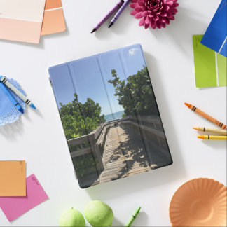 Beach Walk iPad Cover