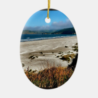 Beach Watch Christmas Ornament