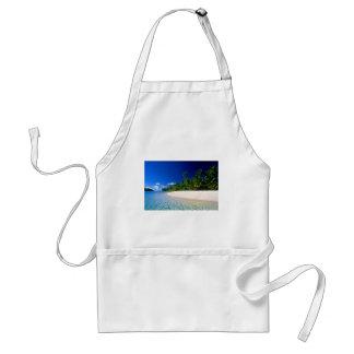 Beach Water Line Standard Apron