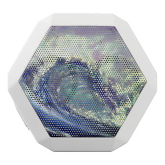 beach wave,Boombot REX,iPods, smartphones, tablet White Bluetooth Speaker