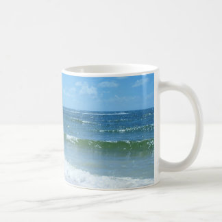 Beach Waves III Coffee Mug