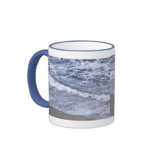 Beach Waves Coffee Mugs