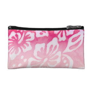 Beach Wedding Luau Party Nautical Aloha Cosmetics Bags