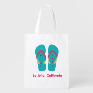 Beach Wedding Welcome Bag (Flip Flops)