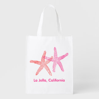 Beach Wedding Welcome Bag (Pink & Red)