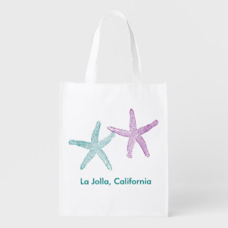 Beach Wedding Welcome Bag (Teal & Purple)