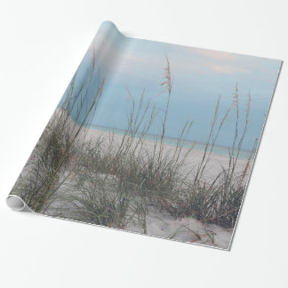 Beach Wrapping Paper