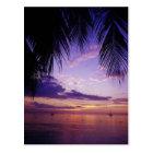 Beaches at Negril, Jamaica 2 Postcard