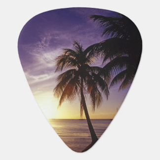 Beaches at Negril, Jamaica 3 Guitar Pick
