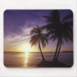 Beaches at Negril, Jamaica 3 Mouse Mat