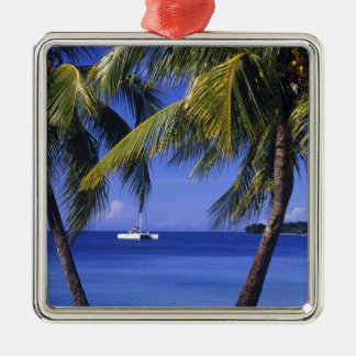 Beaches at Negril, Jamaica Christmas Ornament