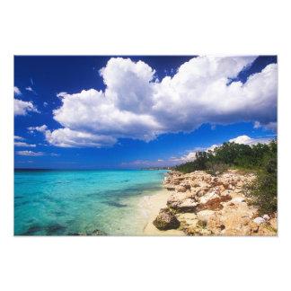 Beaches, Barahona, Dominican Republic, Photo Print