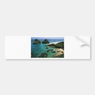BEACHES BUMPER STICKER