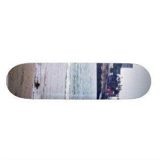 Beaches Ocean La Jolla Skate Deck