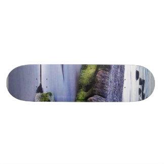 Beaches Ocean Waves Skate Deck