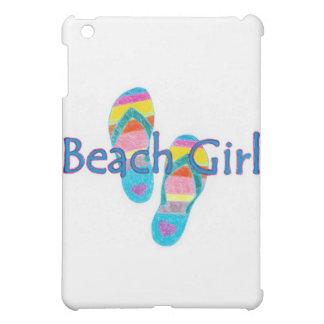 beachgirl iPad mini covers