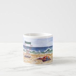 Beachy Espresso Cup