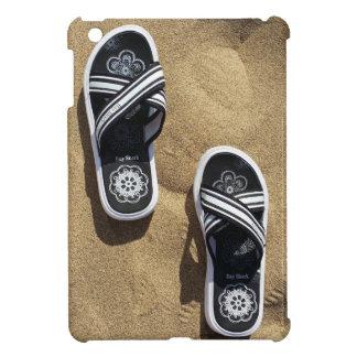 Beachy Flip Flops iPad Mini Cases
