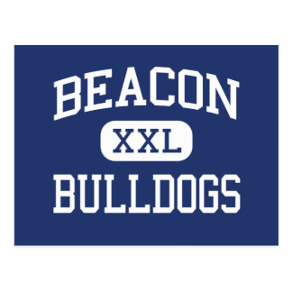 Beacon - Bulldogs - Senior - Beacon New York Postcard