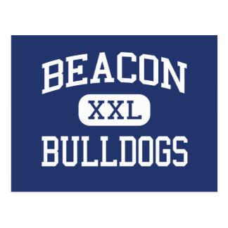 Beacon - Bulldogs - Senior - Beacon New York Postcard