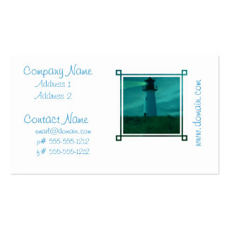Beacon of Light Business Cards