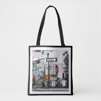 Beacon Signs Tote Bag