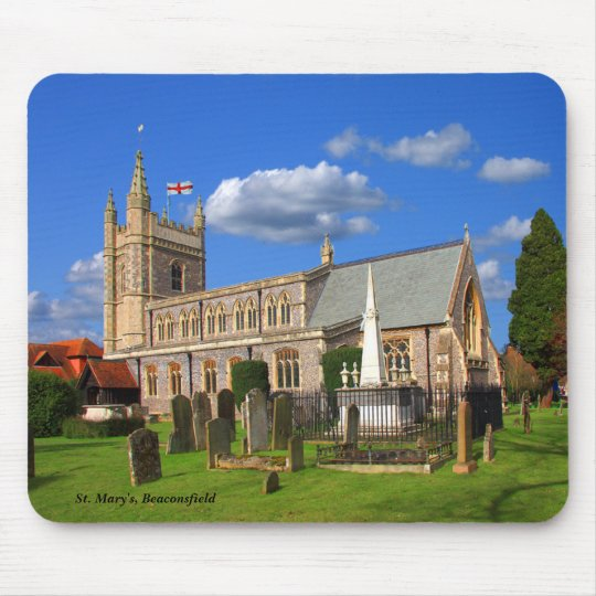 Beaconsfield Church Mousemat. Mouse Pad