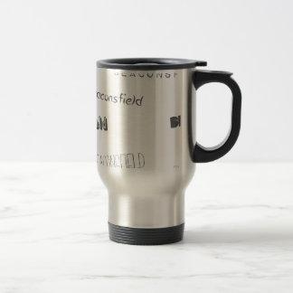 Beaconsfield Place Name Travel Mug