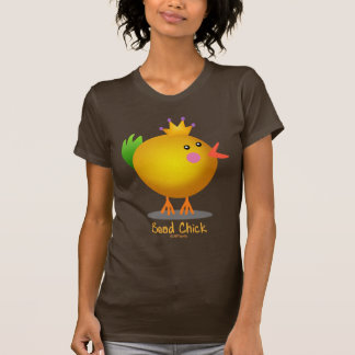 Bead Chick - Gold Tee Shirt