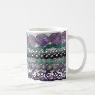 Bead Daily!  The Rock Shop Ladies! Cr... Coffee Mug