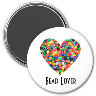 Bead Lover Magnet