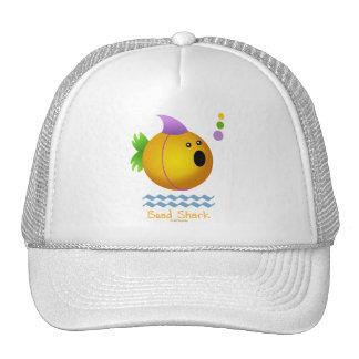 Bead Shark - Gold Hat