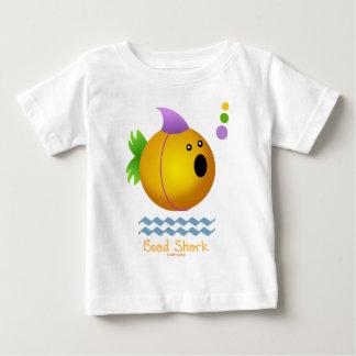 Bead Shark - Gold T-shirts