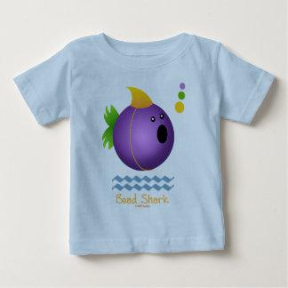 Bead Shark - Purple Tshirt