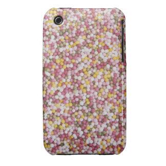 Bead Sugar Sprinkles Case-Mate iPhone 3 Cases