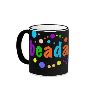 Beadaholic - Display your Beading Addiction Coffee Mugs
