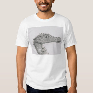 Beaded Dragon Tee Shirt